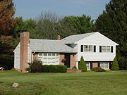 Selling and appraising green home remodels 2 identical for Types of split level homes